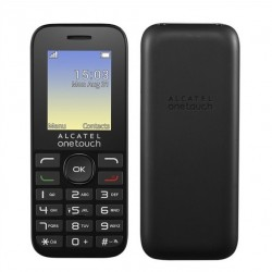 ALCATEL OneTouch 1016G - Black