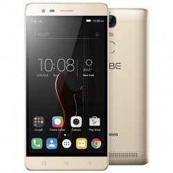 Lenovo K5 Note - Gold